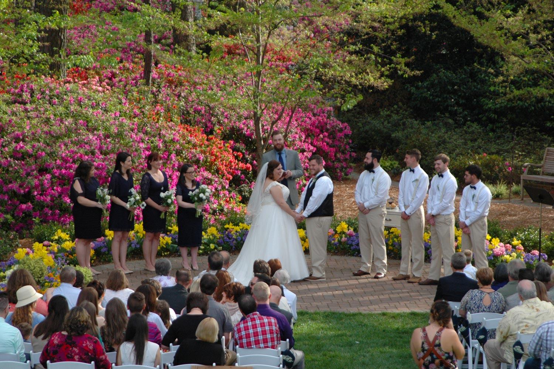 Weddings – WRAL Gardens